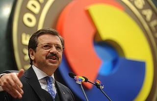 Rifat Hisarcıklıoğlu: ATO'ya en kısa sürede...