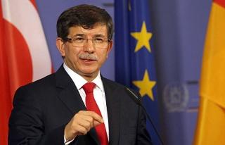 Başbakan Davutoğlu ve Juncker ortak basın toplantısı...