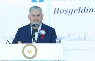 Başbakan Yıldırım: Türkiye emniyetli sığınak...