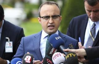 AK Parti Grup Başkanvekili Turan: CHP, FETÖ ayarlarına...