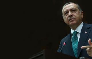 Erdoğan'la ilgili o soruya yanıt vermedi