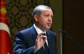 Erdoğan: Sadece Almanya değil, Batı şu anda teröre...