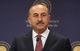 Çavuşoğlu: Schulz önce AP'deki PKK faaliyetlerini...