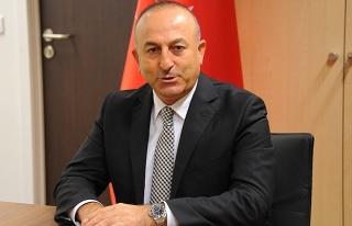 Çavuşoğlu, BM Genel Sekreteri Ban Ki Moon ile darbe...