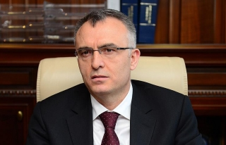 Maliye Bakanı Ağbal: Türkiye, önceki dönemlerden...