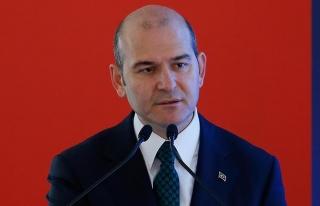 """İçişleri Bakanı Soylu: CHP bir ileri, bir geri"""""""