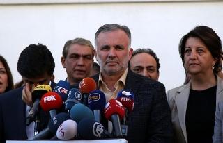 HDP Sözcüsü Bilgen: TBMM Genel Kurulu ve komisyon...