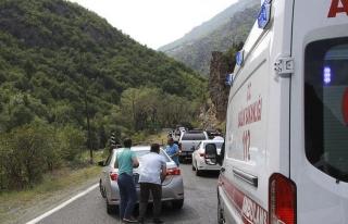 Kılıçdaroğlu'nun konvoyuna yapılan saldırıda...
