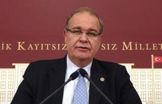 """CHP'li Faik Öztrak: """"Derhal yargı önüne..."""
