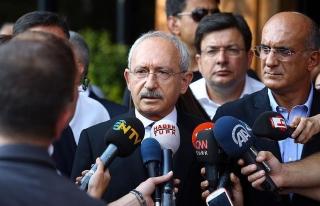 Kılıçdaroğlu: Parlamenter sistemde ne şikayetimiz...