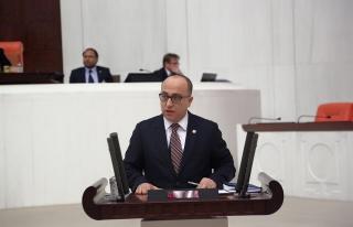 MHP'li Yönter: 2023 lider ülke Türkiye'sine...