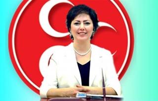 MHP'li Taşlıçay: Geleceğimiz, evlatlarımız ateşe...