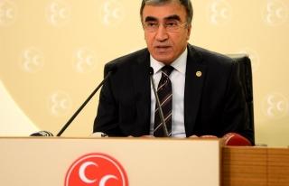 """MHP'li Öztürk: """"Hayırcılar Maddeleri..."""