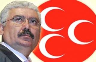 MHP'li Yalçın: Türkeş'e Muhalefet Edenlerle...