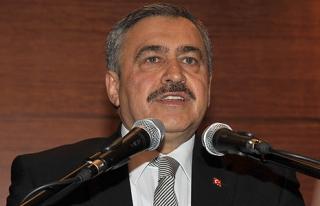 Bakan Eroğlu: Irak konuşuyor ama kendi sınırlarını...