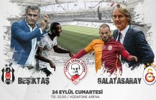 Beşiktaş ile Galatasaray 340. randevuda