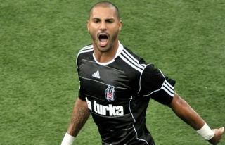 Quaresma: Para için Beşiktaş'ı bırakmam