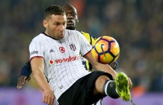 Beşiktaşlı Tosic, 5 Milyon Euroya Çin'e Transfer...