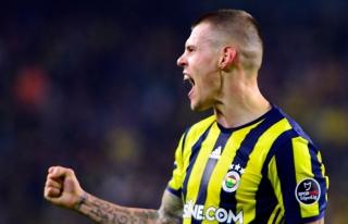 """Fenerbahçe'nin savunma oyuncusu Skrtel: """"Cenk,..."""