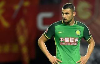 Burak Yılmaz Çin'deki ikinci golünü attı