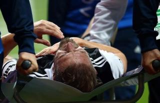 Caner Erkin'in aşil tendonu koptu