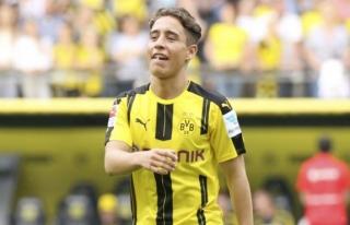 Antalyaspor, Borussia Dortmund'tan Emre Mor'u Kiralamak...