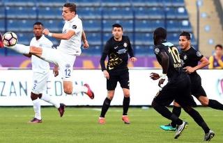 Kasımpaşa deplasmanda Osmanlıspor'u yendi