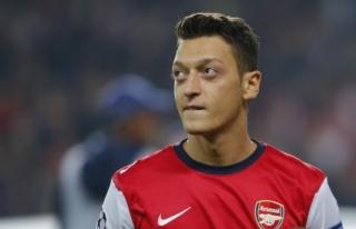 Şampiyonlar Ligi'nde haftanın oyuncusu Mesut Özil
