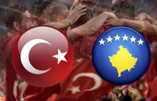 Türkiye Kosova milli maçı saat kaçta başlayacak...