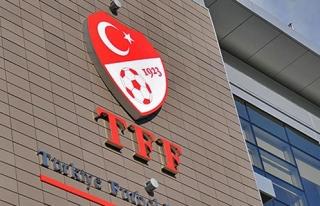 TFF, kurullardan 9 üyenin istifalarını kabul etti