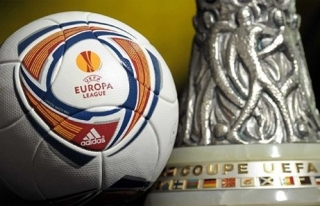 UEFA Avrupa Ligi'nde gruplar belli oluyor