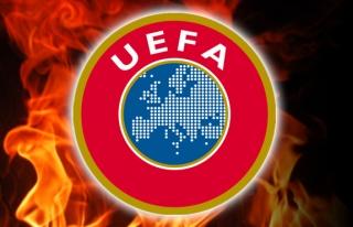UEFA, Beşiktaş'a Kiev'deki Olaylar Sebebiyle Para...