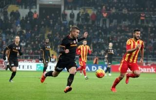 Akhisar Belediyespor-Galatasaray maçınının bilet...