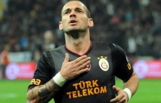 Sneijder: Ben Bir 'Winner'ım, Kaybetmekten...