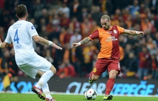 Sneijder: Beraberliği kabul etmiyorum
