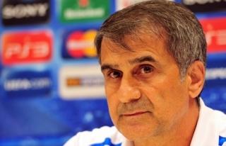Şenol Güneş'ten Sosa, Gomez ve Balotelli açıklamaları