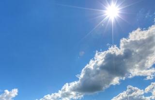 Hava sıcaklıkları mevsim normallerinin üzerine...