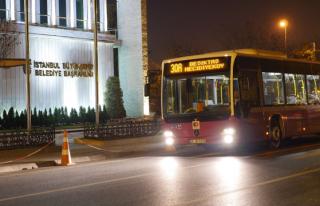 İETT'nin Kadın Yolcular İçin Gece Düzenlemesi...