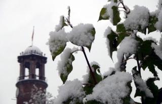 Doğu Anadolu'da hava sıcaklığı sıfırın...