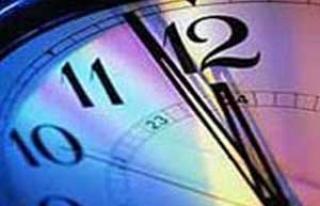 Pazar Günü Telefonlarınızın Saatlerine Dikkat!