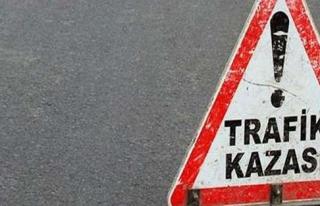 Trafik kazaları 10 yılda 43 bin 582 can aldı