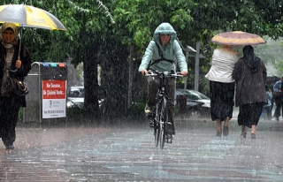 Meteoroloji'den 2 il için 'çok kuvvetli yağış'...