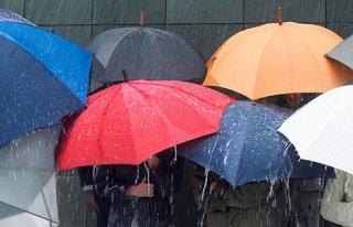 Ankara, Kırıkkale ve Çankırı'da sağanak yağış...