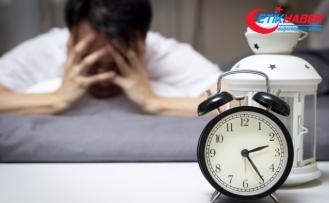 Uykuda dolaşma problemine dikkat