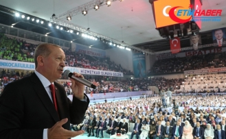 Cumhurbaşkanı Erdoğan: Oyununuzu gördük ve meydan okuyoruz