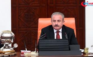 AK Partili Şentop Meclis Başkanı adayı oldu