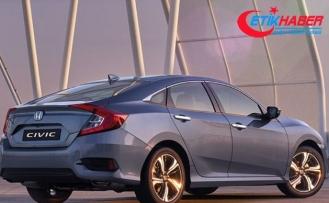 Honda Türkiye'de Civic Sedan üretimini 2021'de durduracak