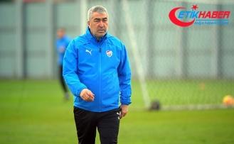 Bursaspor kalan 8 maçında 14 puan hedefliyor