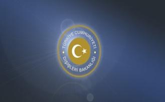 """""""Saldırılarda Türk vatandaşlarının zarar görüp görmediği araştırılıyor"""""""
