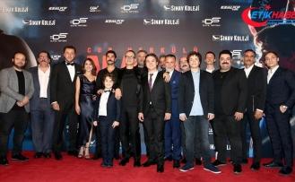 'Cep Herkülü: Naim Süleymanoğlu' filminin galası yapıldı